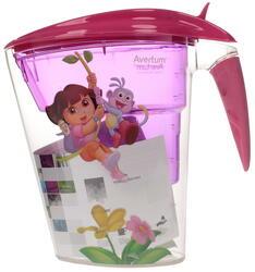 Фильтр-кувшин Водоочиститель кувшин Avertum «Детский» 2,8 л. «Даша путешественница»