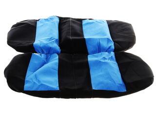 Чехлы на сиденье AUTOPROFI COMFORT COM-1105 черный