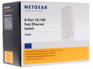 Коммутатор NETGEAR FS608-300