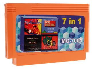 Игра для 8bit (NES) Alladin/Tom&Jerry/Viper/Arcanoid/LionKing/MarioBr/Duck