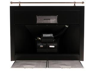 Вытяжка каминная KRONAsteel BETTY 600 black/gold PB черный