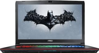 "17.3"" Ноутбук MSI GE72 Apache Pro 6QE-271XRU черный"