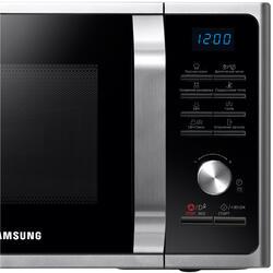 Микроволновая печь Samsung MG23F302TQS серебристый