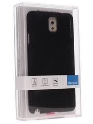 Накладка + защитная пленка  Deppa для смартфона Samsung Galaxy Note 3 N9000