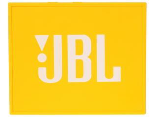 Портативная колонка JBL GO желтый