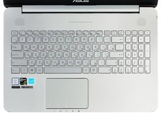 """15.6"""" Ноутбук ASUS VivoBook Pro N552VX-FY107T серый"""