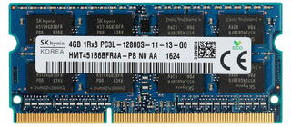 Оперативная память SODIMM Hynix HMT451B6BFR8A-PB 4 ГБ