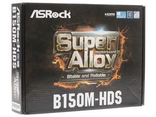 Материнская плата ASRock B150M-HDS