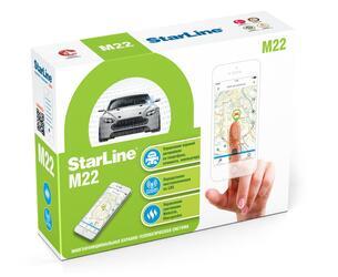 GPS маяк StarLine М22 CAN+LIN ST