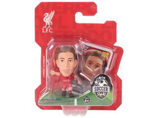 Фигурка коллекционная Soccerstarz - Liverpool: Lucas Leiva