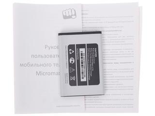 Сотовый телефон Micromax Joy X1850 черный