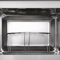 Встраиваемая микроволновая печь Hansa AMM20BIH серебристый