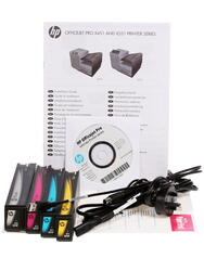 Принтер струйный HP Officejet Pro X451dw