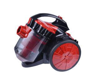 Пылесос GINZZU VS419 красный