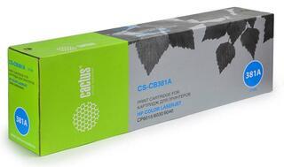 Картридж лазерный Cactus CS-CB381AR