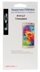 "5.3""  Пленка защитная для смартфона LG K430 K10 LTE"