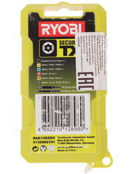 Набор бит Ryobi RAK15SSDC
