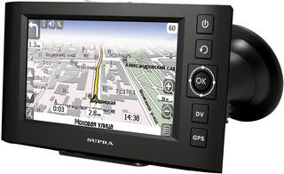 GPS навигатор Supra SNP-439VR NAVITEL