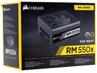 Блок питания Corsair RM 550x [CP-9020090-EU]
