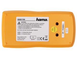 Мультиметр Hama EM393