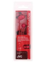 Наушники JVC Marshmallow HA-FX32-R