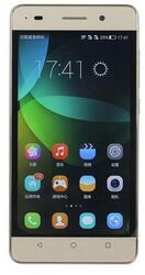 """5"""" Смартфон Huawei Honor 4c 8 Гб золотистый"""