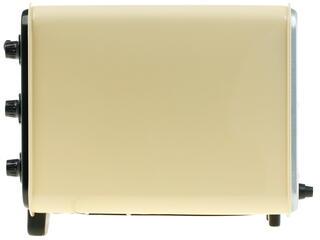 Электропечь LUXELL KF 3125 желтый