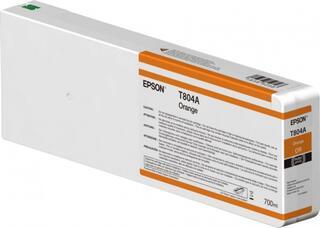 Картридж струйный Epson T804A