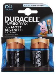 Батарейка Duracell Turbo Max LR20