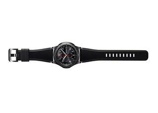 Смарт-часы Samsung Gear S3 Frontier черный