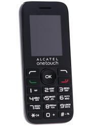 Сотовый телефон Alcatel OneTouch OT-1016D черный