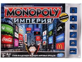 Игра настольная Монополия: Империя