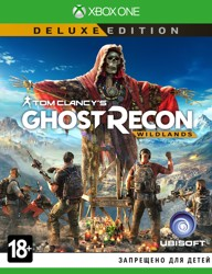 Игра для Xbox One Tom Clancy's Ghost Recon: Wildlands Deluxe Edition