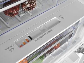 Холодильник с морозильником Hotpoint-Ariston BCB 33 AA E C (RU)