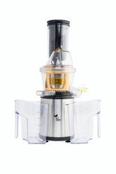 Соковыжималка Kitfort КТ-1102-3 серебристый