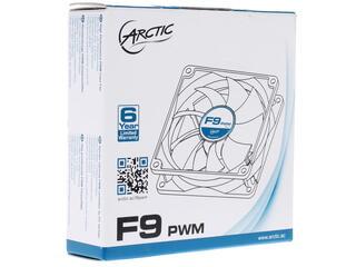 Вентилятор Arctic Cooling F9 PWM Rev.2