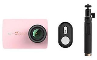 Экшн видеокамера XIAOMI YI 4K Travel