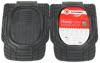 Коврики салона Autoprofi TRANSFORM MAT-001