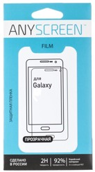 """4""""  Пленка защитная для смартфона Samsung Galaxy J1 mini 4"""