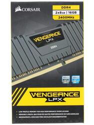 Оперативная память Corsair Vengeance LPX [CMK16GX4M2A2400C16] 16 ГБ