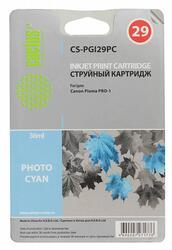Картридж струйный Cactus CS-PGI29PC