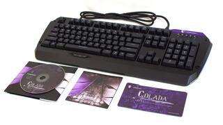 Клавиатура Tesoro Colada Evil