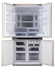 Холодильник Sharp SJ-F95STBE бежевый