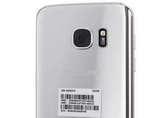 """5.1"""" Смартфон Samsung SM-G930F Galaxy S7 32 Гб серебристый"""