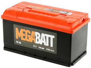 Автомобильный аккумулятор Mega Ватт 6ст-90 NR