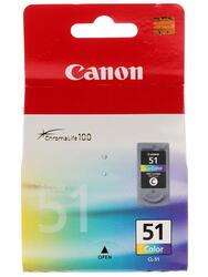 Картридж струйный Canon CL-51