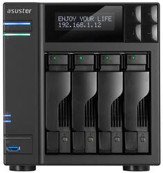 Сетевое хранилище Asustor AS-6204T