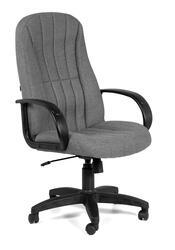 Кресло офисное Chairman 685 серый