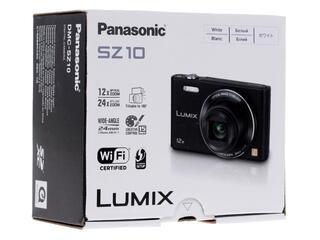 Компактная камера Panasonic Lumix SZ10 белый