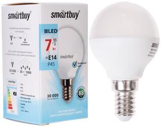 Лампа светодиодная Smartbuy SBL-P45-07-40K-E14